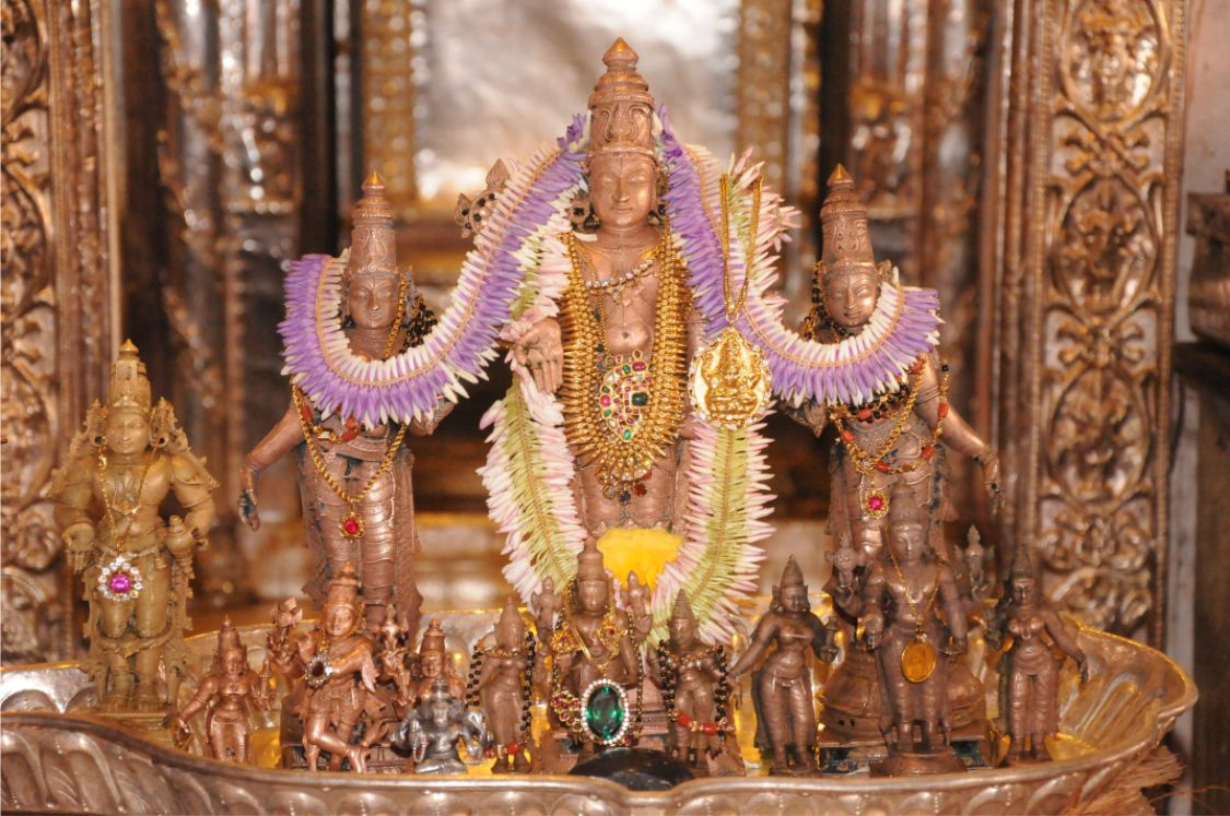 Video Live Streaming of Punar Prathista of Sri Venkatramana Temple Mangalore