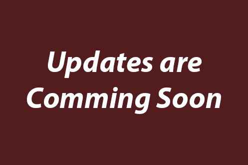 The Updates are Coming Soon